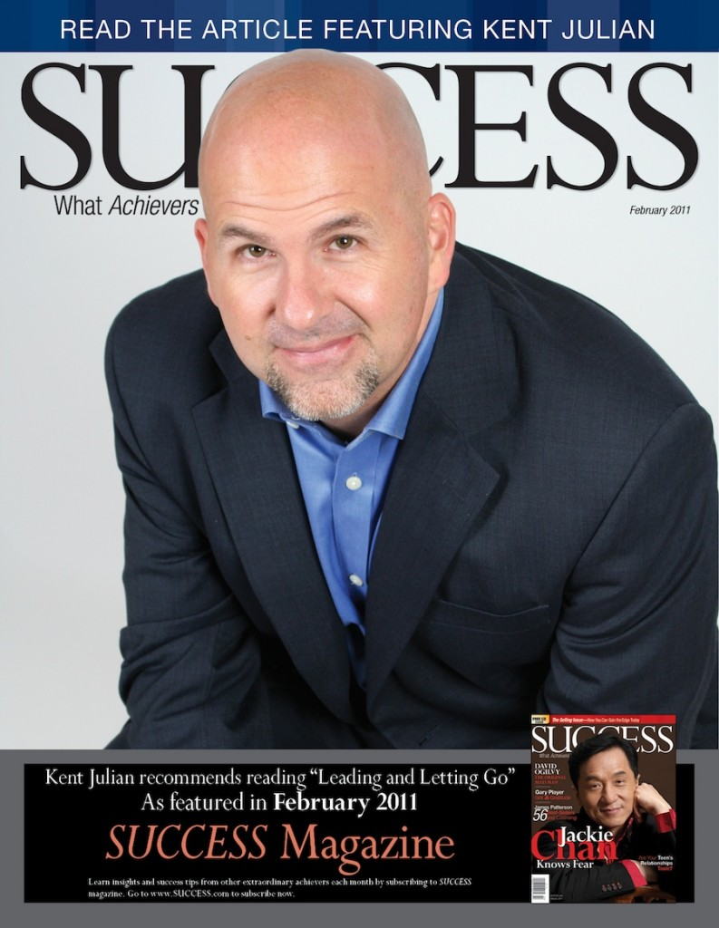 Success Magazine - Kent Julian